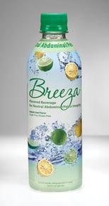Breeza Flavored Beverage for Neutral Abdominal/Pelvic Imaging