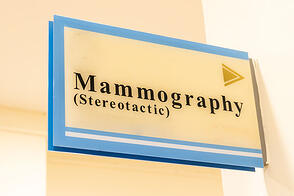 mammography sign