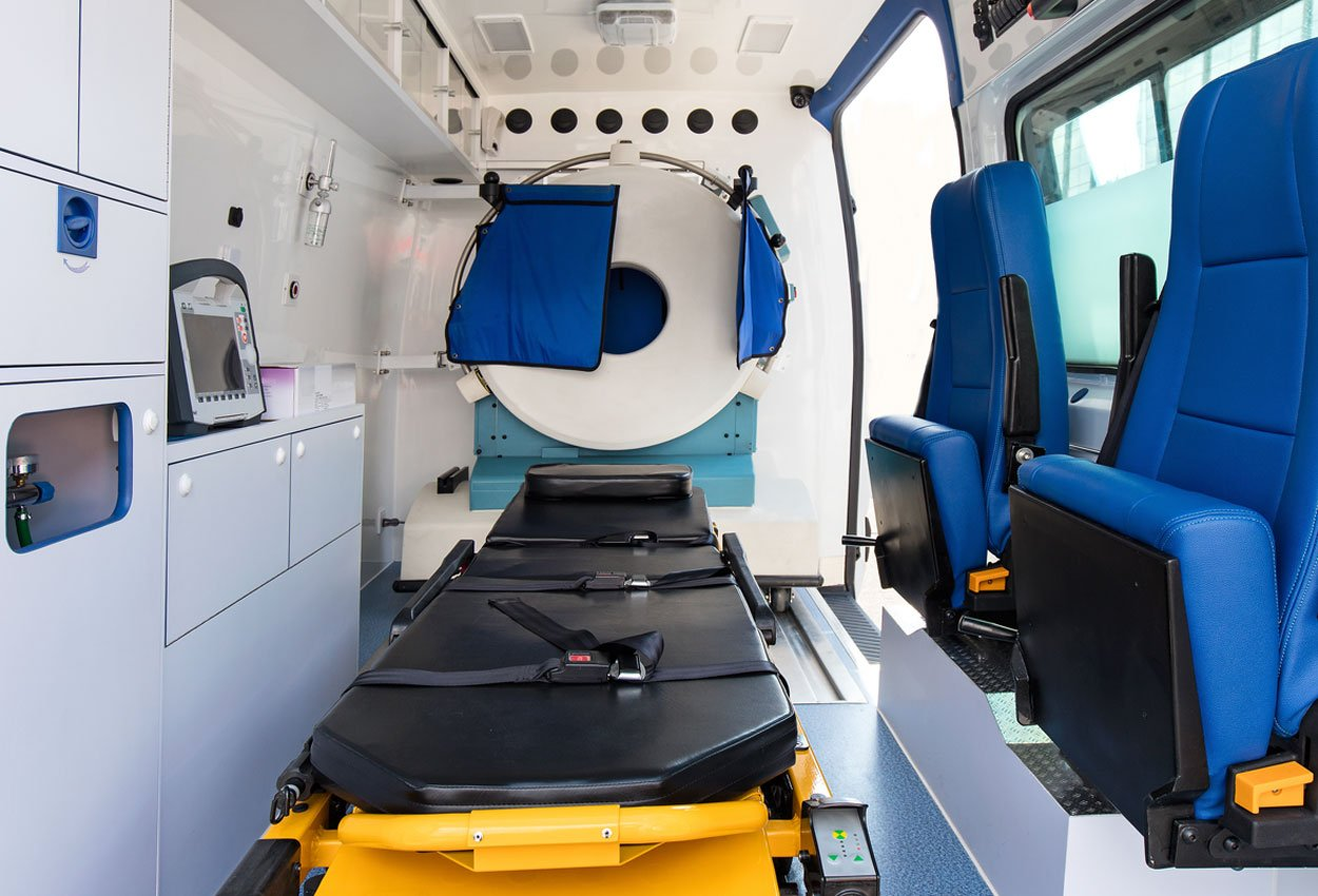 Time Lost is Brain Lost. How Mobile Stroke Units Deliver Better Outcomes, Improved Quality of Life