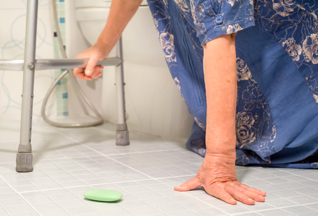 The Aging Population: Fear of Falling and How Fall Prevention Can Help