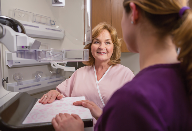 Bella Blankets and Tissue Acquisition in Mammography