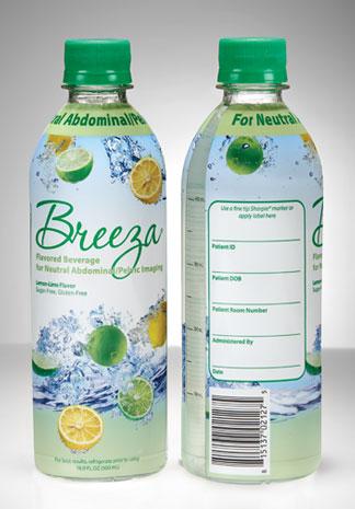 Breeza bottles