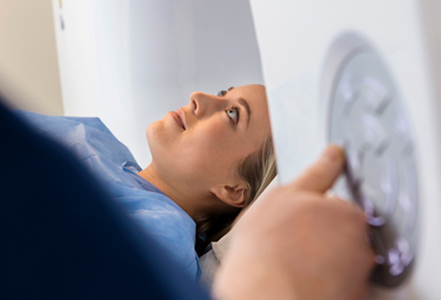 Can Inhalation Aromatherapy Reduce Aborted MRI Scans in Patients with Anxiety and Claustrophobia?
