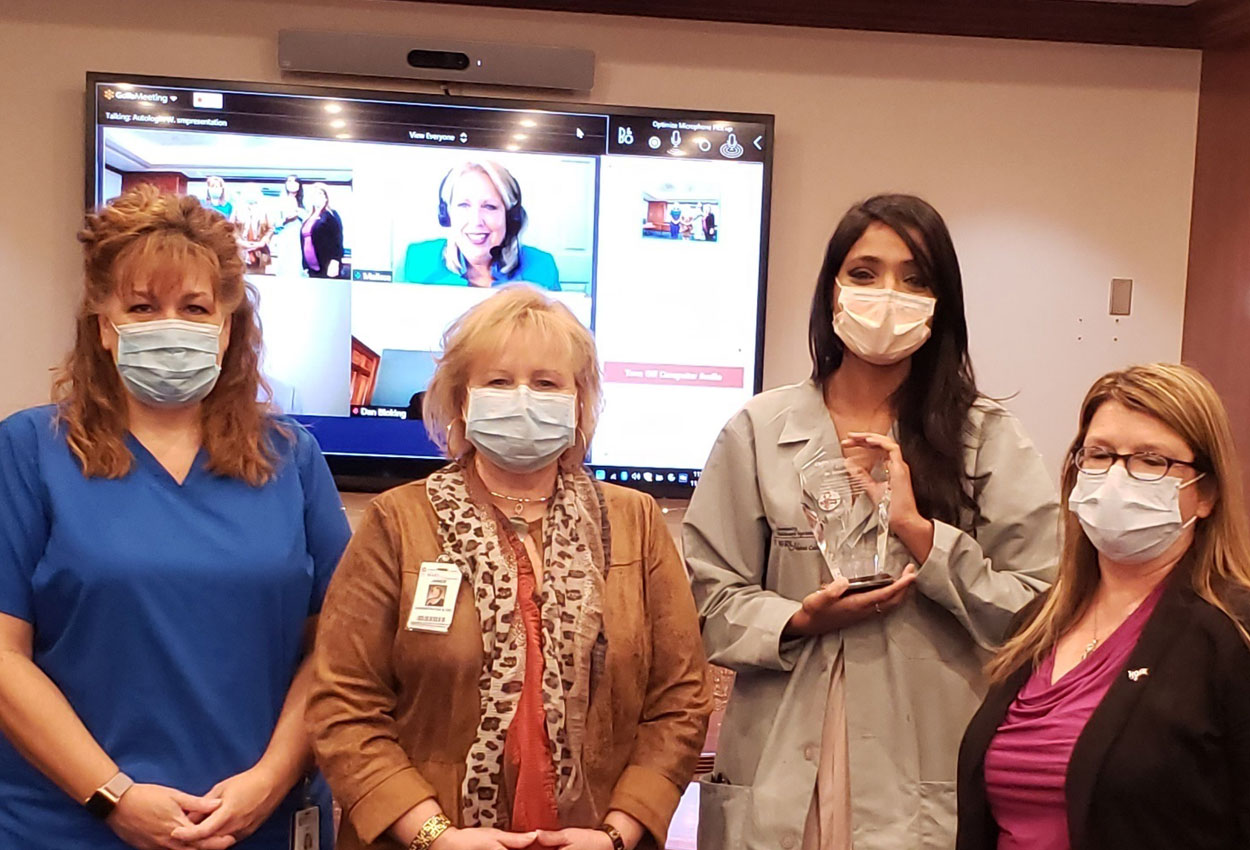 Meet Dr. Janushi Dalal, Breast Radiologist, EMPOWER Award Recipient