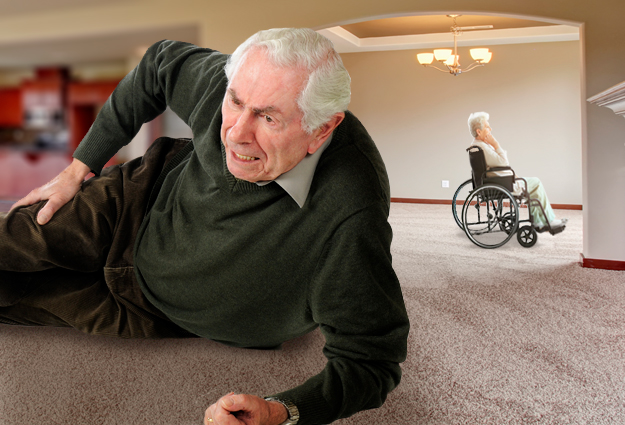 Falling May Negatively Impact Quality of Life and the Bottom Line in Long-Term Care