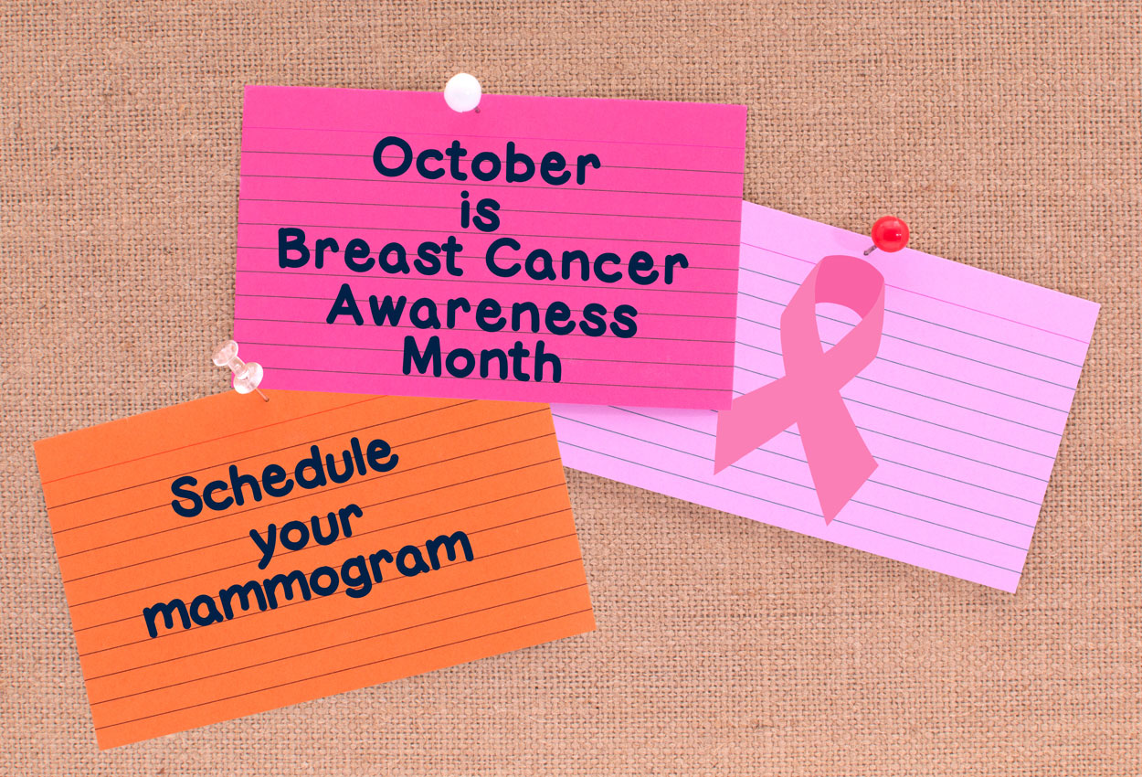 Your First Mammogram - Why it's Nothing to Fear