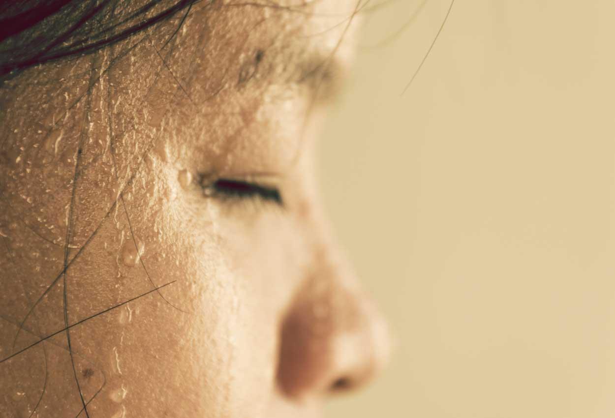 Heat, Humidity, and Radiation Treatment Marks