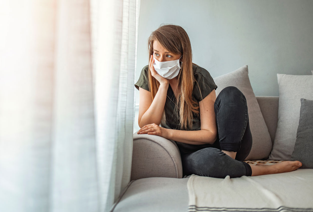 How Clinical Aromatherapy Can Help Combat Pandemic-Induced Anxiousness