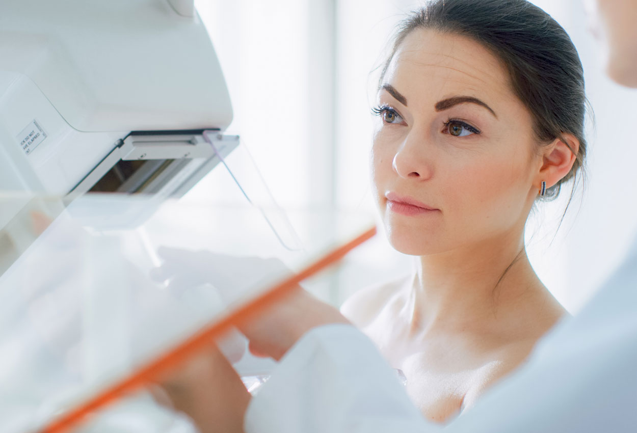 Data Proving Weaknesses in Mammography Positioning