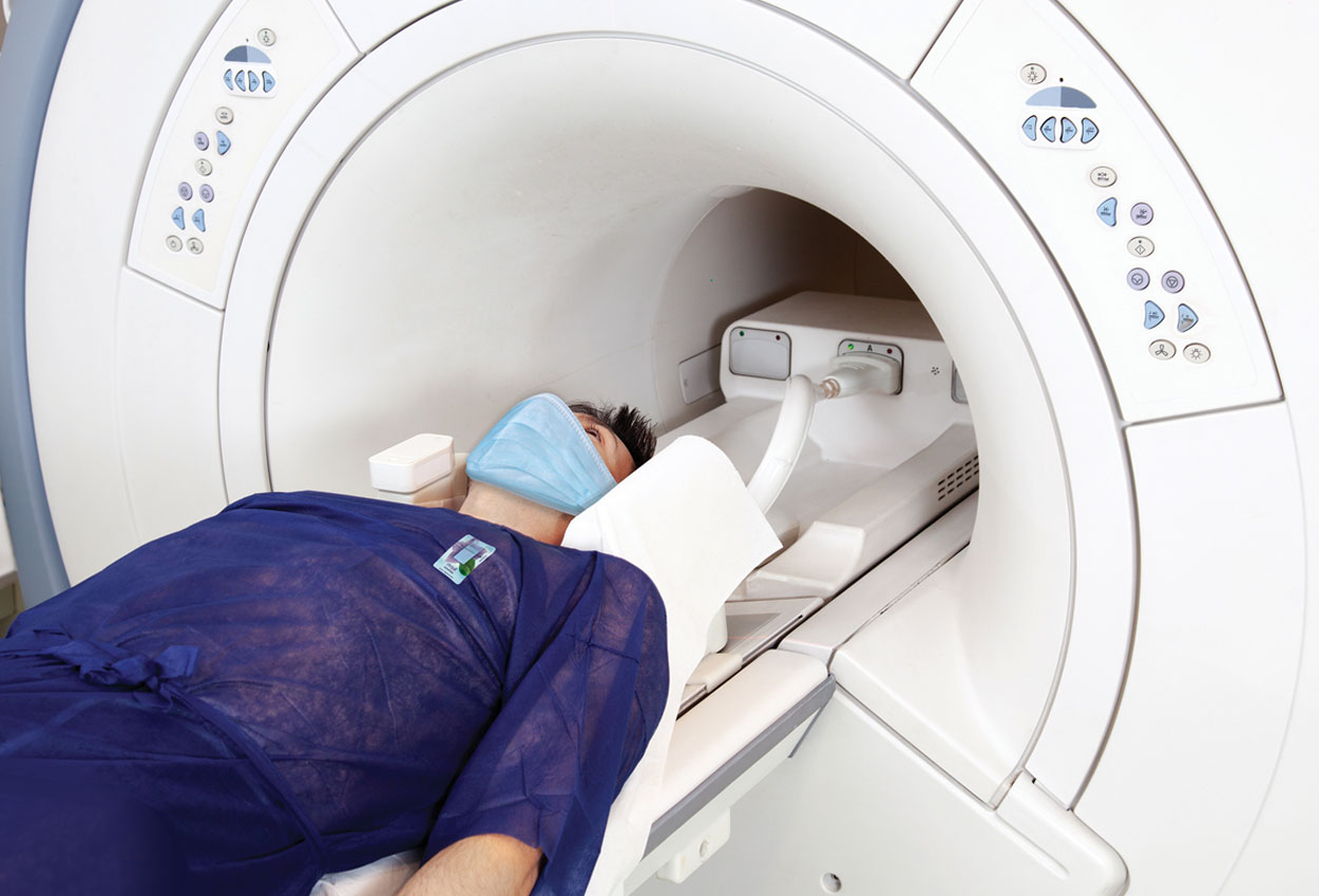 Helping Anxious Patients Cope with MRI Exams