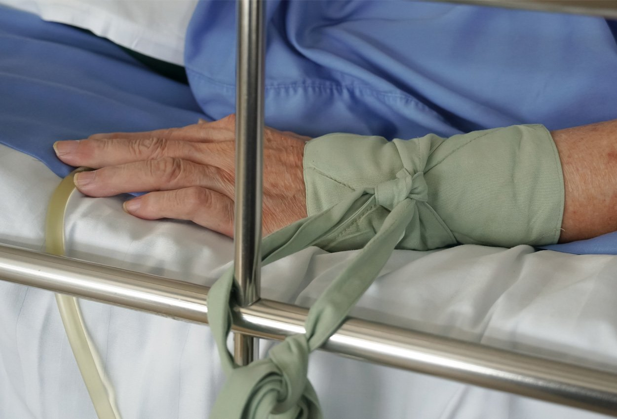 Restraint vs Stabilization in Diagnostic Imaging