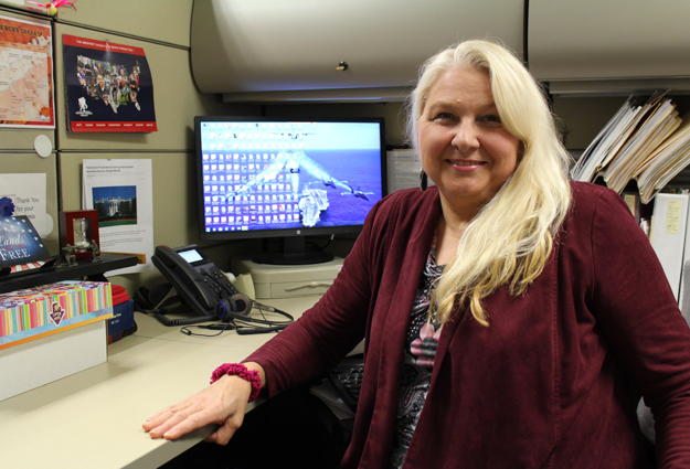 Meet Sue: Serving our Military and Their Families