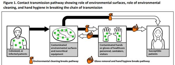 stop spread of pathogens