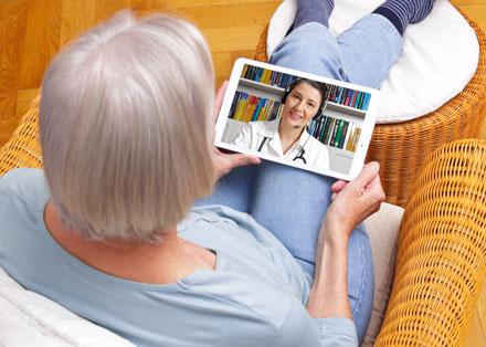 telehealth virtual meeting