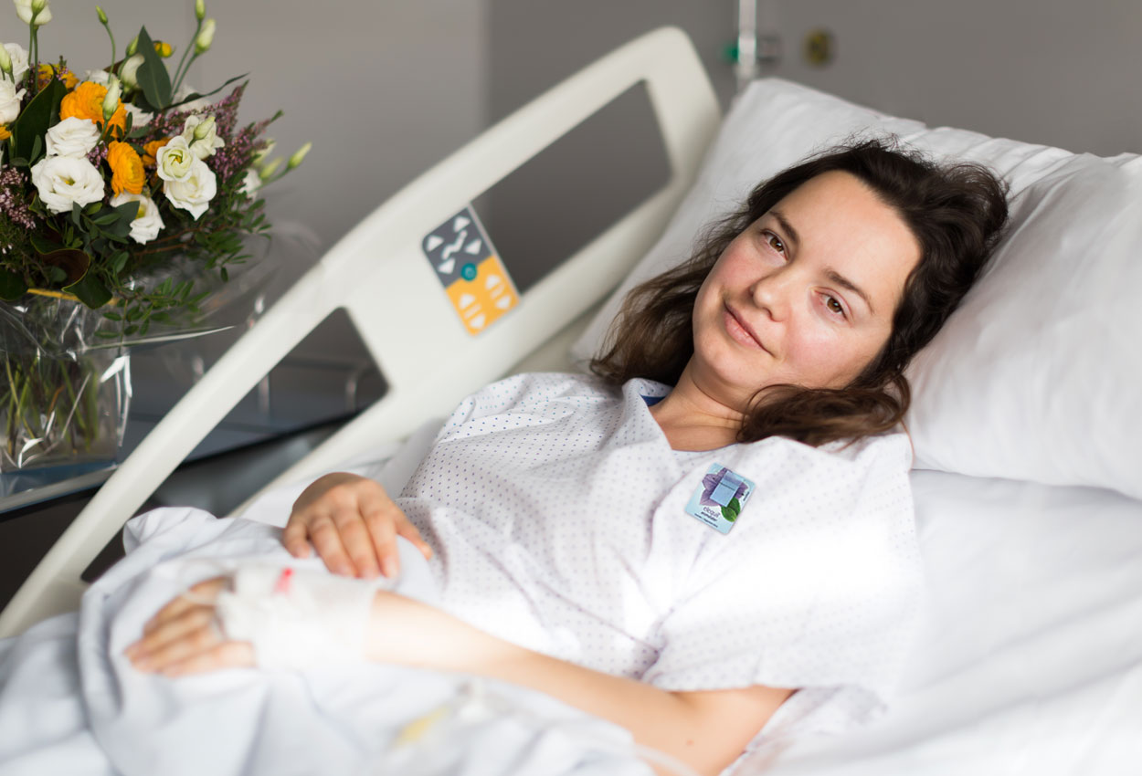 Treating Anxiousness and Postoperative Nausea and Vomiting in Ambulatory Surgery without Pharmaceuticals